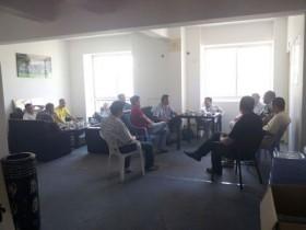 20130811瑞安市南拳协会商务会会议