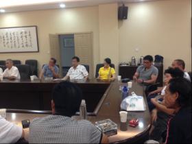 南拳名师、专家学者齐聚高校筹划编写首部温州南拳史书