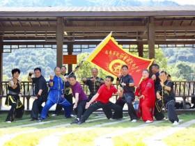 温州-瑞安2019中国农民丰收节启动仪式(分会场)曹村镇许岙武术文化园武术表演