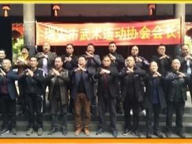 弘扬传统文化 力推武术拳礼一一瑞安市武术运动协会