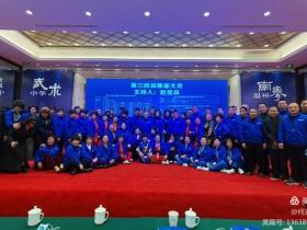 热烈祝贺温州市温州南拳协会第三届一次会员大会隆重举行